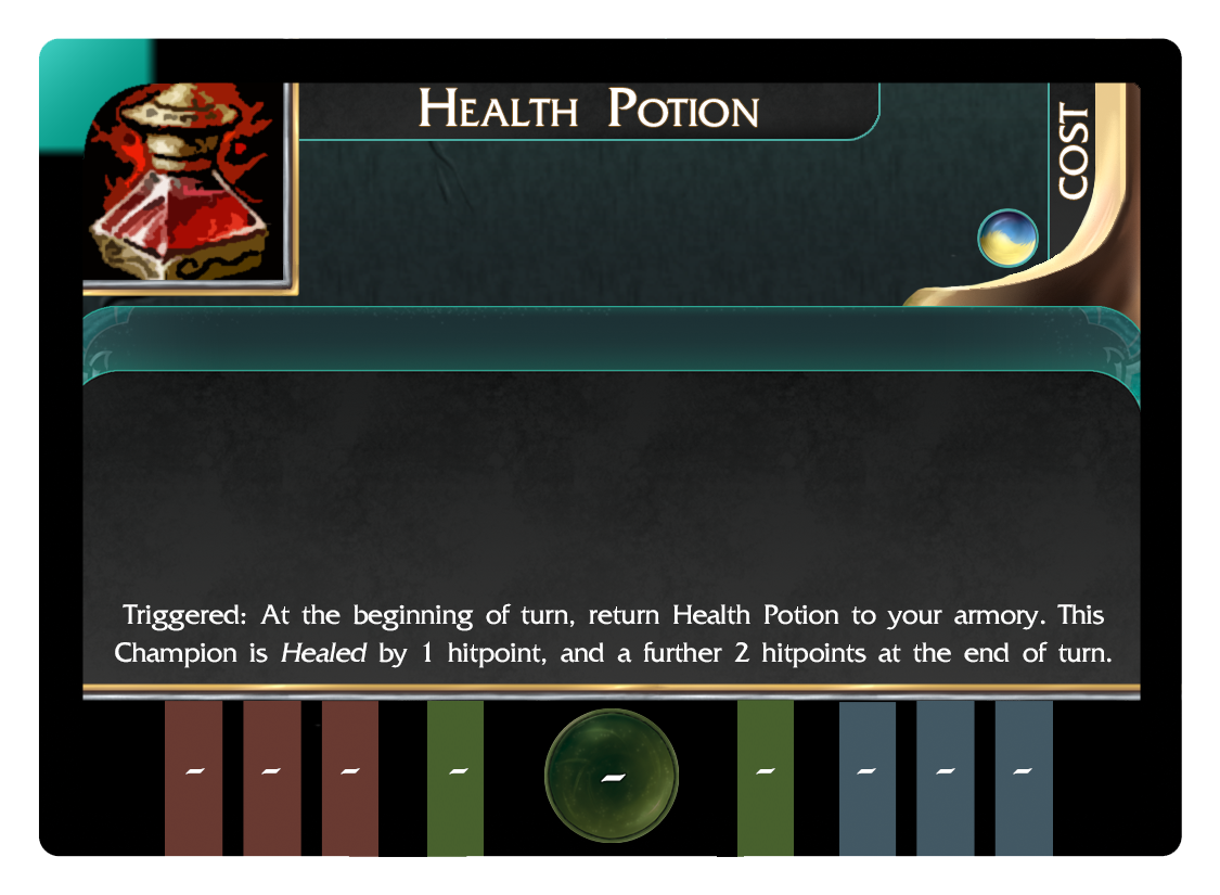 how to make health potion ark